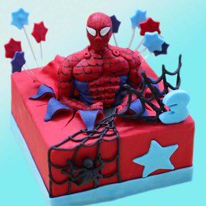 Детска торта Спайдърмен D29 - Dolce Mela