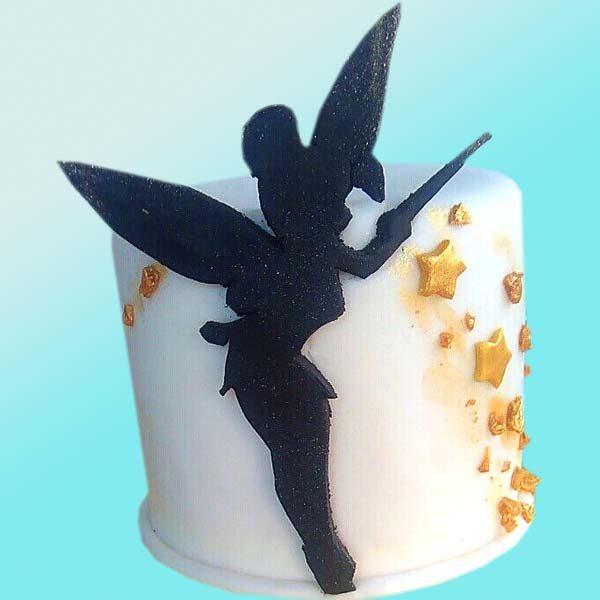 Детска торта Тинкърбел D30 от Долче Мела