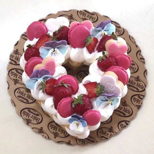 Стандартна торта Аморе - Dolce Mela