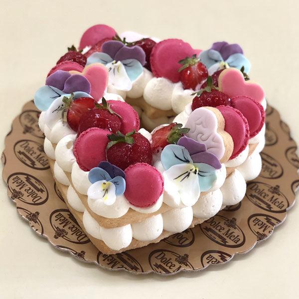 Торта Аморе от бутикова сладкарница Dolce Mela