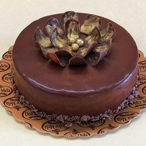 Торта Ночиола - бутикова сладкарница Dolce Mela