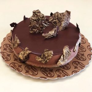 Торта Шампанет Ноар - бутикова сладкарница Dolce Mela