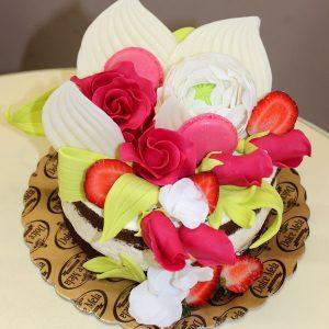 Гола торта за рожден ден или тържество, Dolce mela