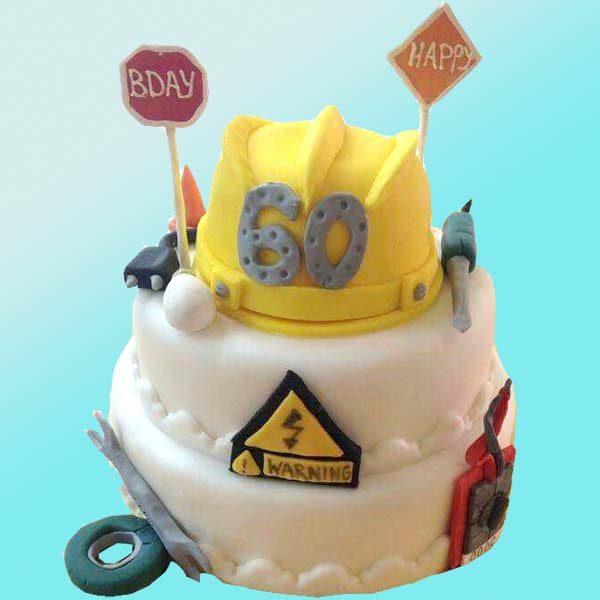Торта Пожарникар - RD17 от бутикова сладкарница Dolce Mela
