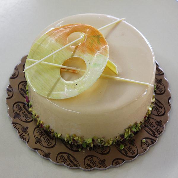 Торта Забайоне от бутикова сладкарница Dolce Mela