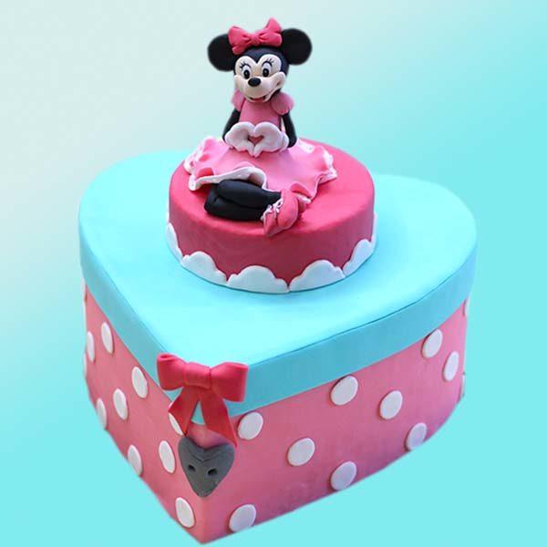 Детска торта Мини Маус D21 - Dolce Mela