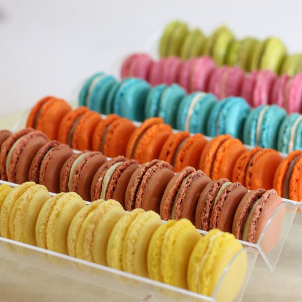 Френски макарони от пекарната на Dolce Mela