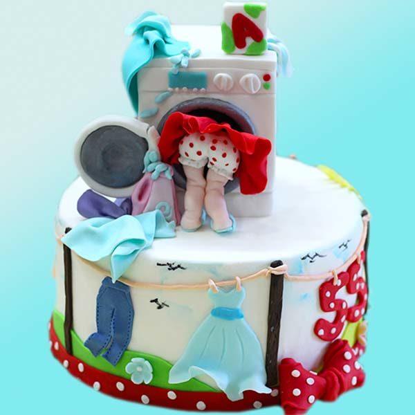 """Оригинална Торта """"Домакиня"""" RD06 от Dolce Mela"""