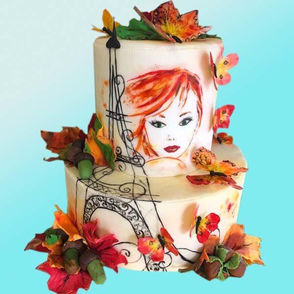 Торта Париж - RD07 Dolce Mela